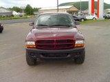 2003 Dark Garnet Red Pearl Dodge Dakota SXT Regular Cab 4x4 #12354941