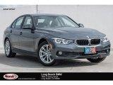 2018 Mineral Grey Metallic BMW 3 Series 320i Sedan #123698898