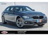 2017 Mineral Grey Metallic BMW 3 Series 330i Sedan #123698739