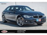 2017 Imperial Blue Metallic BMW 3 Series 330i Sedan #123698737