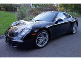 2016 Black Porsche 911 Carrera Coupe Black Edition #123698628