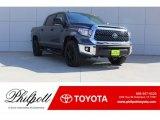 2018 Magnetic Gray Metallic Toyota Tundra TSS CrewMax #123718495
