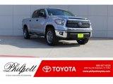 2018 Silver Sky Metallic Toyota Tundra TSS CrewMax 4x4 #123718493