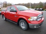 2018 Ram 1500 Flame Red
