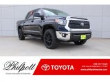 2018 Midnight Black Metallic Toyota Tundra TSS CrewMax #123718486