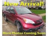 2007 Tango Red Pearl Honda CR-V LX 4WD #123718292