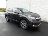 2018 Gunmetal Metallic Honda CR-V EX AWD #123718386