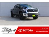 2018 Midnight Black Metallic Toyota Tundra SR5 CrewMax 4x4 #123718509