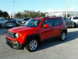2017 Colorado Red Jeep Renegade Latitude #123718610
