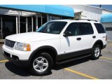 2003 Oxford White Ford Explorer XLT 4x4 #12334990