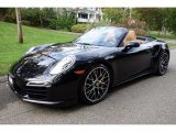 2015 Porsche 911 Basalt Black Metallic