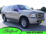 2005 Pueblo Gold Metallic Ford Excursion Limited 4X4 #12351695