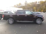 2018 Magma Red Ford F150 XLT SuperCrew 4x4 #123740352