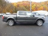 2018 Magnetic Ford F150 STX SuperCrew 4x4 #123740347