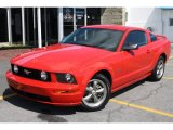 2006 Torch Red Ford Mustang GT Premium Coupe #12334992