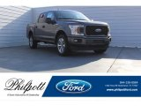 2018 Magnetic Ford F150 STX SuperCrew #123740375