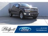 2018 Magma Red Ford F150 King Ranch SuperCrew 4x4 #123740373