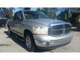 2006 Bright Silver Metallic Dodge Ram 1500 Laramie Quad Cab #123740418