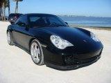 2003 Porsche 911 Basalt Black Metallic