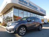2018 Gunmetal Metallic Honda CR-V EX AWD #123763942