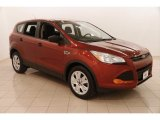 2015 Sunset Metallic Ford Escape S #123764136