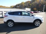 2018 White Platinum Ford Escape Titanium 4WD #123763953