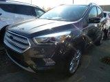 2018 Magnetic Ford Escape Titanium 4WD #123789466