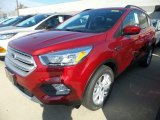 2018 Ruby Red Ford Escape SE 4WD #123789465