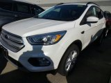 2018 White Platinum Ford Escape SEL #123789460