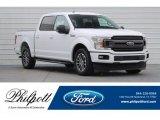 2018 Oxford White Ford F150 XLT SuperCrew #123789334