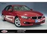 2015 Melbourne Red Metallic BMW 3 Series 328i Sedan #123789378