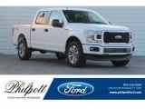 2018 Oxford White Ford F150 XL SuperCrew 4x4 #123815868
