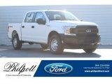 2018 Oxford White Ford F150 XL SuperCrew 4x4 #123815867