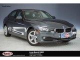 2015 Mineral Grey Metallic BMW 3 Series 320i Sedan #123815923