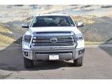 2018 Super White Toyota Tundra 1794 Edition CrewMax 4x4 #123815626
