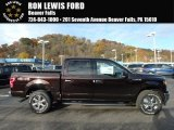 2018 Magma Red Ford F150 XLT SuperCrew 4x4 #123815717