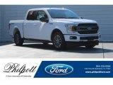 2018 Oxford White Ford F150 XLT SuperCrew #123815874