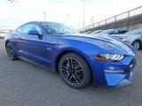 2018 Ford Mustang Lightning Blue