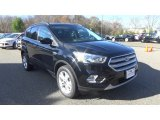 2018 Shadow Black Ford Escape SE 4WD #123816003