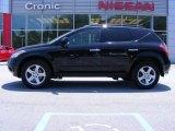 2005 Super Black Nissan Murano SL #12352239