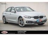 2017 Glacier Silver Metallic BMW 3 Series 330i Sedan #123846143
