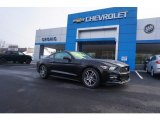 2017 Shadow Black Ford Mustang Ecoboost Coupe #123860689