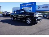 2018 Black Chevrolet Silverado 1500 High Country Crew Cab 4x4 #123860677