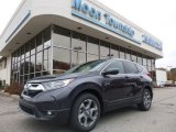 2018 Gunmetal Metallic Honda CR-V EX-L AWD #123860640