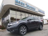 2018 Gunmetal Metallic Honda CR-V EX AWD #123860637