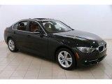 2017 Black Sapphire Metallic BMW 3 Series 330i xDrive Sedan #123860733