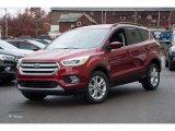 2018 Ruby Red Ford Escape SEL 4WD #123860604