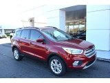 2018 Ruby Red Ford Escape SEL #123860598