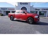 2014 Deep Cherry Red Crystal Pearl Ram 1500 Express Crew Cab 4x4 #123874875