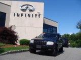2002 Black Jeep Grand Cherokee Limited 4x4 #12352634